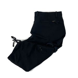 NY & Co Collection Womens Crop Pants Black 16